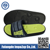 Beautiful design promotional OEM latest boys beach slipper,man's outdoor colorized slipper