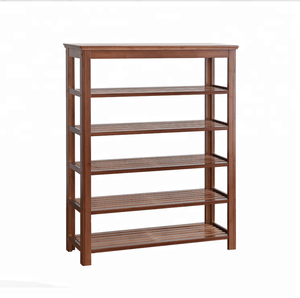 Solid wood shoe shoe rack multilayer soft package and shoe rack