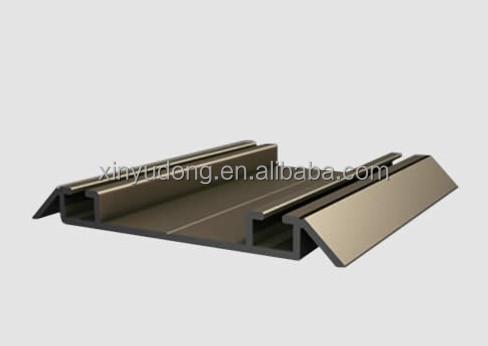 Hecho en china muebles de perfil de aluminio para puertas ...