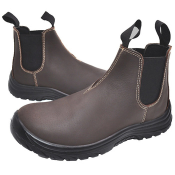 Israel standard brand steel toe half