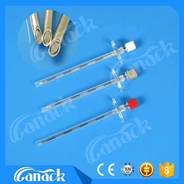 Medical Surgical Epidural Needle Catheter infusion tube with CE ISO