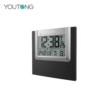 Youtong Large Countdown Electronic Year Month Date Wall Clock Calendar