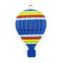 fire balloon cartoon PVC memory usb2.0 8gb 16gb 32gb pen drive