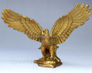 collectable brass animal figurines