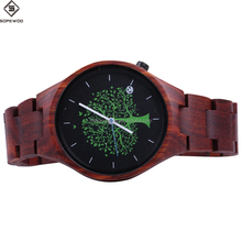 Japan quartz Not Specified Material Not Specified,Water Resistant Feature wood and bamboo brand watch