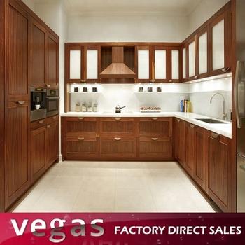 Free Standing Modern Shaker Doors Kitchen Cabinets Solid Wood - Buy Kitchen  Cabinets Solid Wood,Modern Kitchen Cabinets,Wood Kitchen Cabinet Product ...