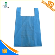 Promotional cheap reusable non woven hand bag for outdoors