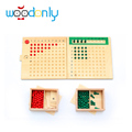 Educational Toys Multiplication Division Bead Board Wood Toys Learning math Education Preschool Training Toys Kids Toy