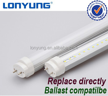 T8 Directly Replacement Tube,Ballast Compatible Led T8 3 Years ...