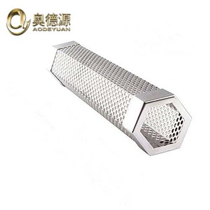 Round / square stainless steel / chrome bbq grill wire mesh manufacturer