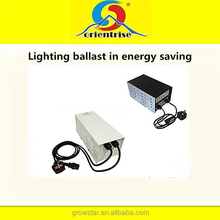 lighting ballast in energy saving and fluorescent