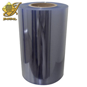 Super Clear Rigid PVC Plastic Roll