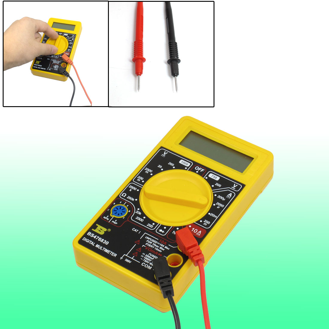 Cheap Dc Ohmmeter Find Deals On Line At Alibabacom A830l Digital Lcd Multimeter Voltmeter Ammeter Ohm Ac Circuit Volt Get Quotations Display Current Measuring