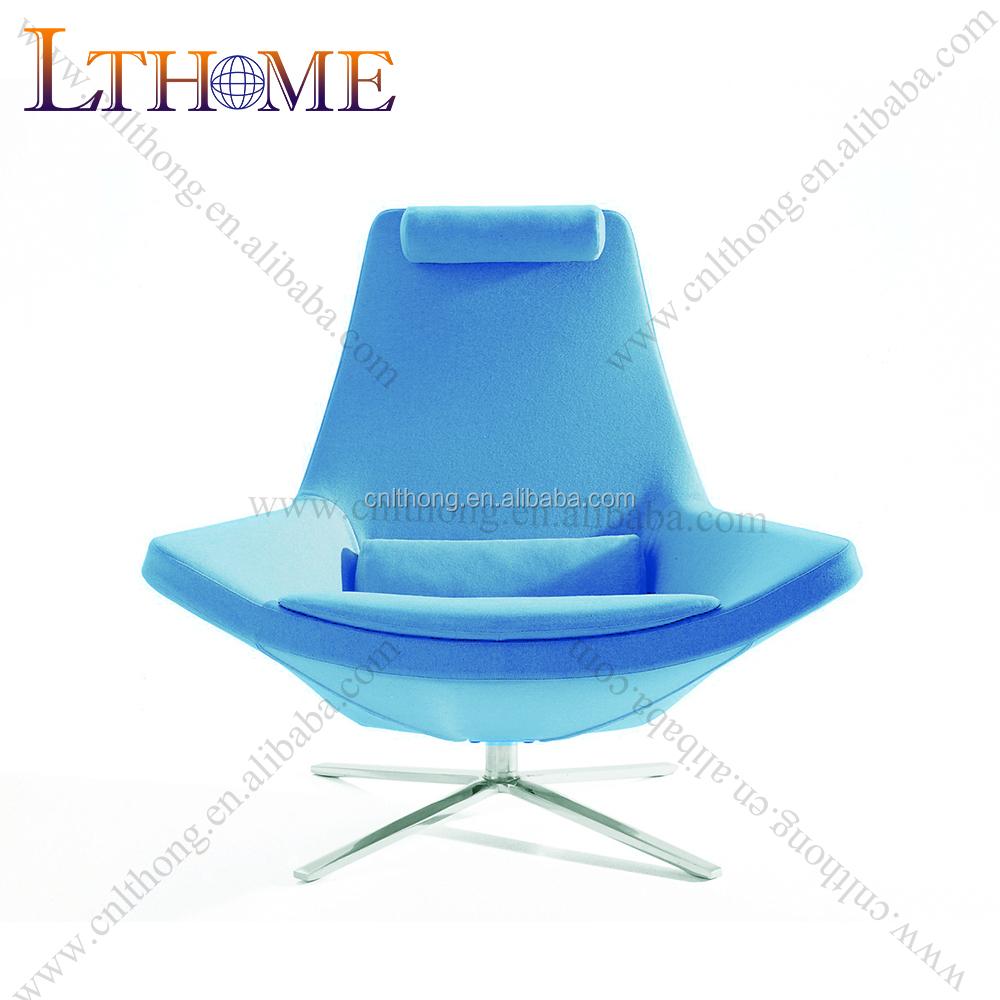 B155 hôtel style moderne meubles chaise trône roi
