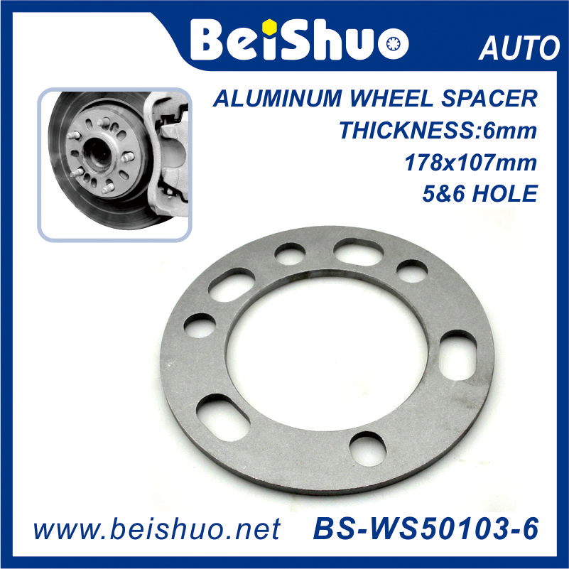 Aluminum Hub Centric Wheel Spacers Adapter size as required ,auto parts