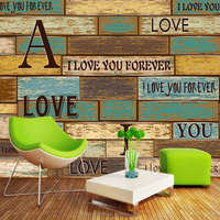 Factory sales directly wood texture makes your world different vivid decoration wood paneling walls 3d wallpaper murals
