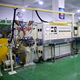 Plastic sheath wire and cable extruder machine/cable making machine