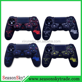 Custom Silicone Skin Case For PS4 Controller Need Speed Style