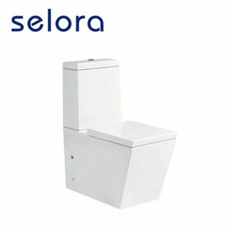 chinese supplier floor type suitable bathroom wc toilet size with bidet two piece