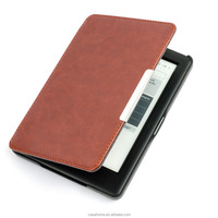 for kobo glo HD,leather case cover for kobo glo HD ebook,universal ebook reader case