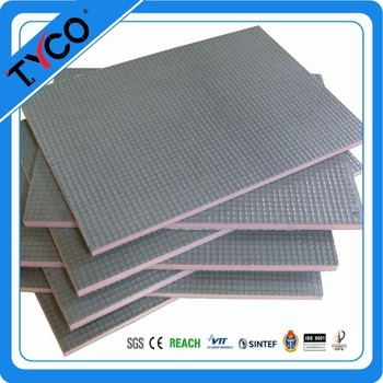 Shower Tile Backer Board For Wall Waterproof And Thermal Insulation