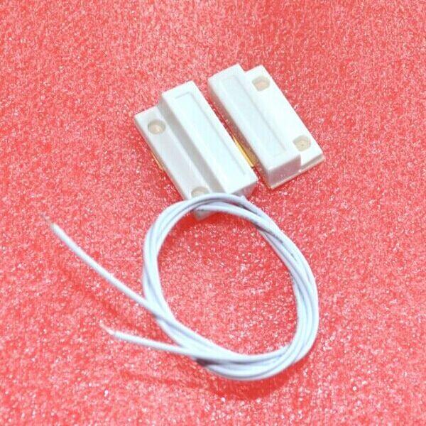 20 шт. MC-38 MC38 проводная дверь окно датчик магнитный переключатель для дома сигнализация нормально закрытый NC