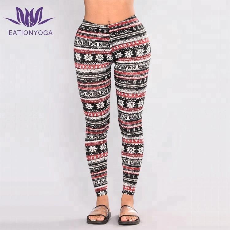 new design scrunch womens christmas leggings buy wide leg pants womenyoga pants customtights woman product on alibabacom - Christmas Leggings Womens