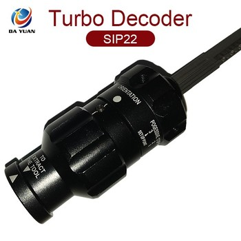 LS07006 Turbo-Decoder SRP22 for Fiat car key