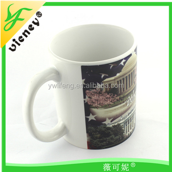 Manufacturers selling ceramic cup / custom ceramic mug for wholesales