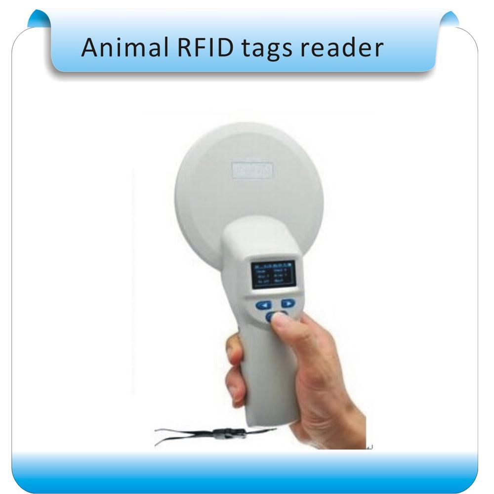 134 2Khz ISO 11784/5 RFID animal RFID reader for data