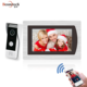 Bcomtech Intelligent TCP/IP SIP Video Door Phone with Android/IOS APP for Remote Intercom