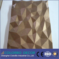 mdf wall board wooden perforated acoustic sound absorbing panel acoustic panel price for auditorium