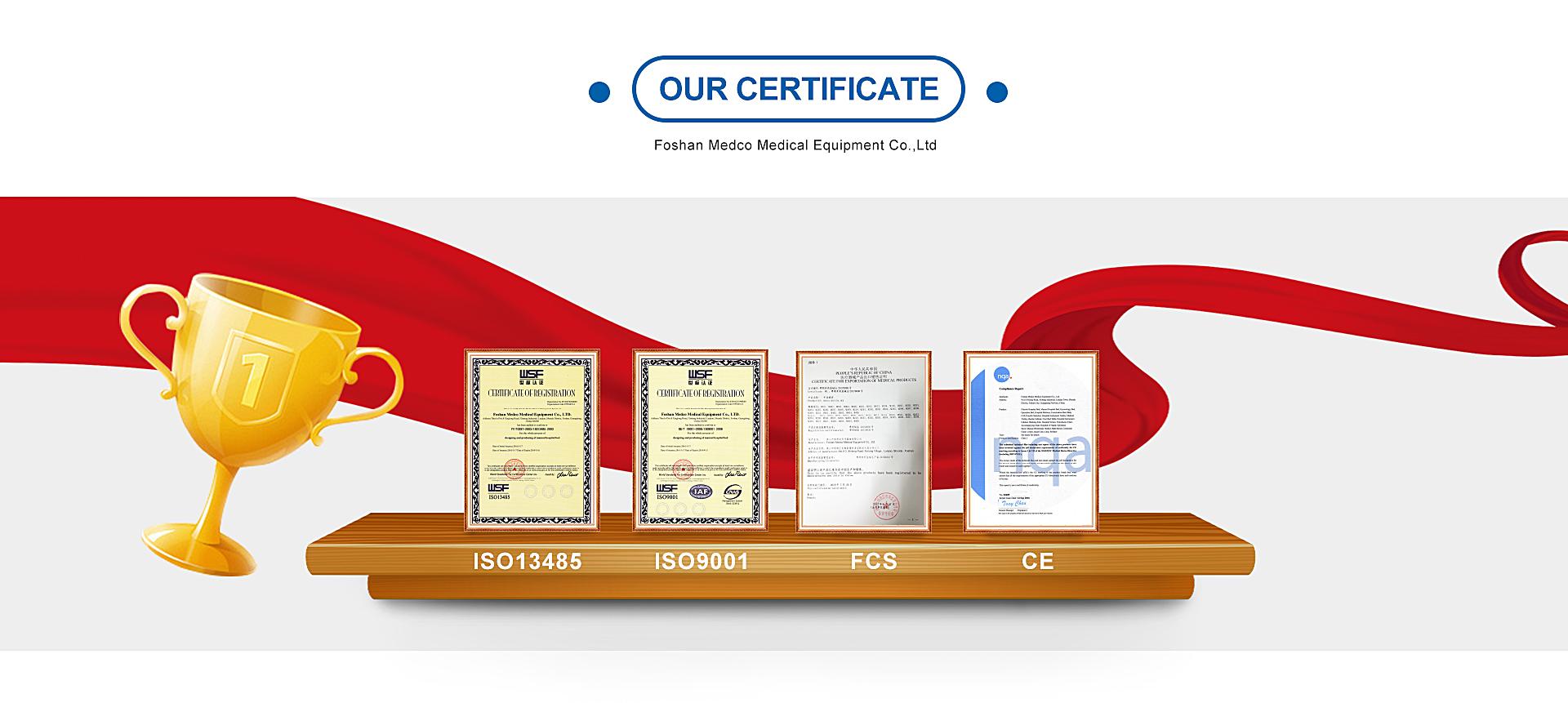 Foshan Medco Medical Equipment Co Ltd Hospital Bed