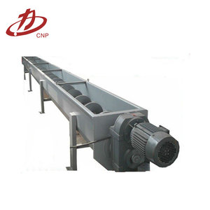Factory price sprial screw conveyor