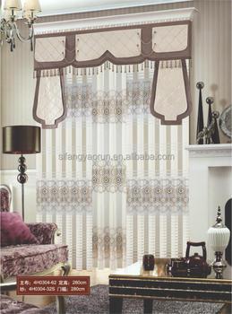 Elegant Curtain Design Fancy Living Room Curtains Church Windows ...