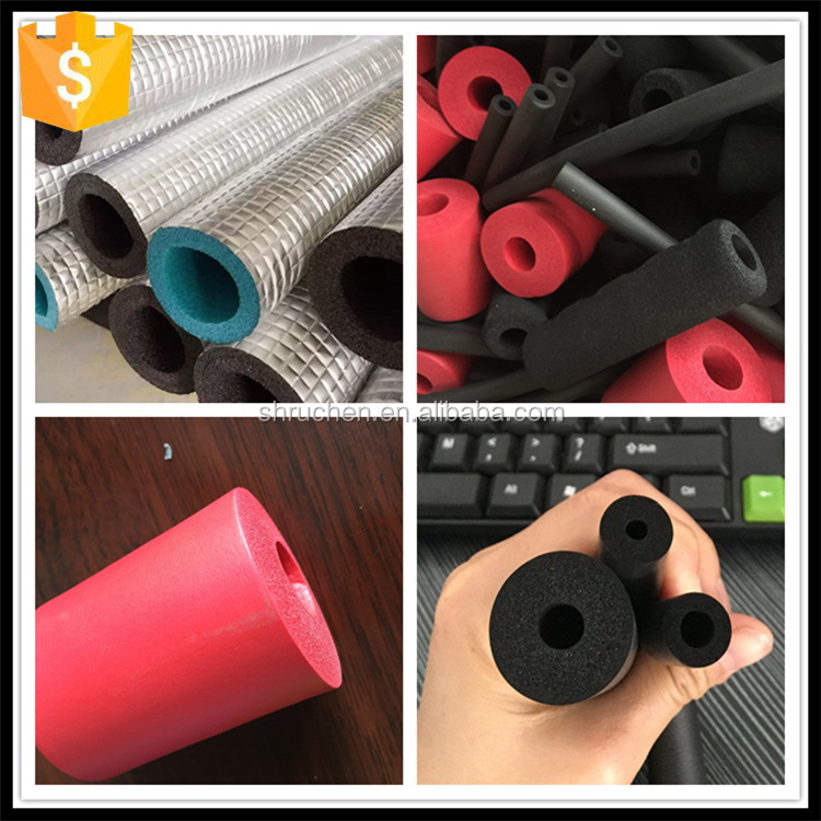 Various Styles Bottom Price Round Rubber Foam Insulation