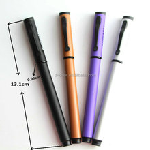 cheap thin chinese metal fountain pen for students with metal clip