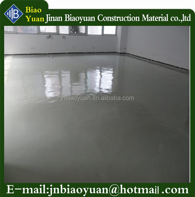 Rapid Hardening Fast Setting Underlayment Self Level Cement Floor