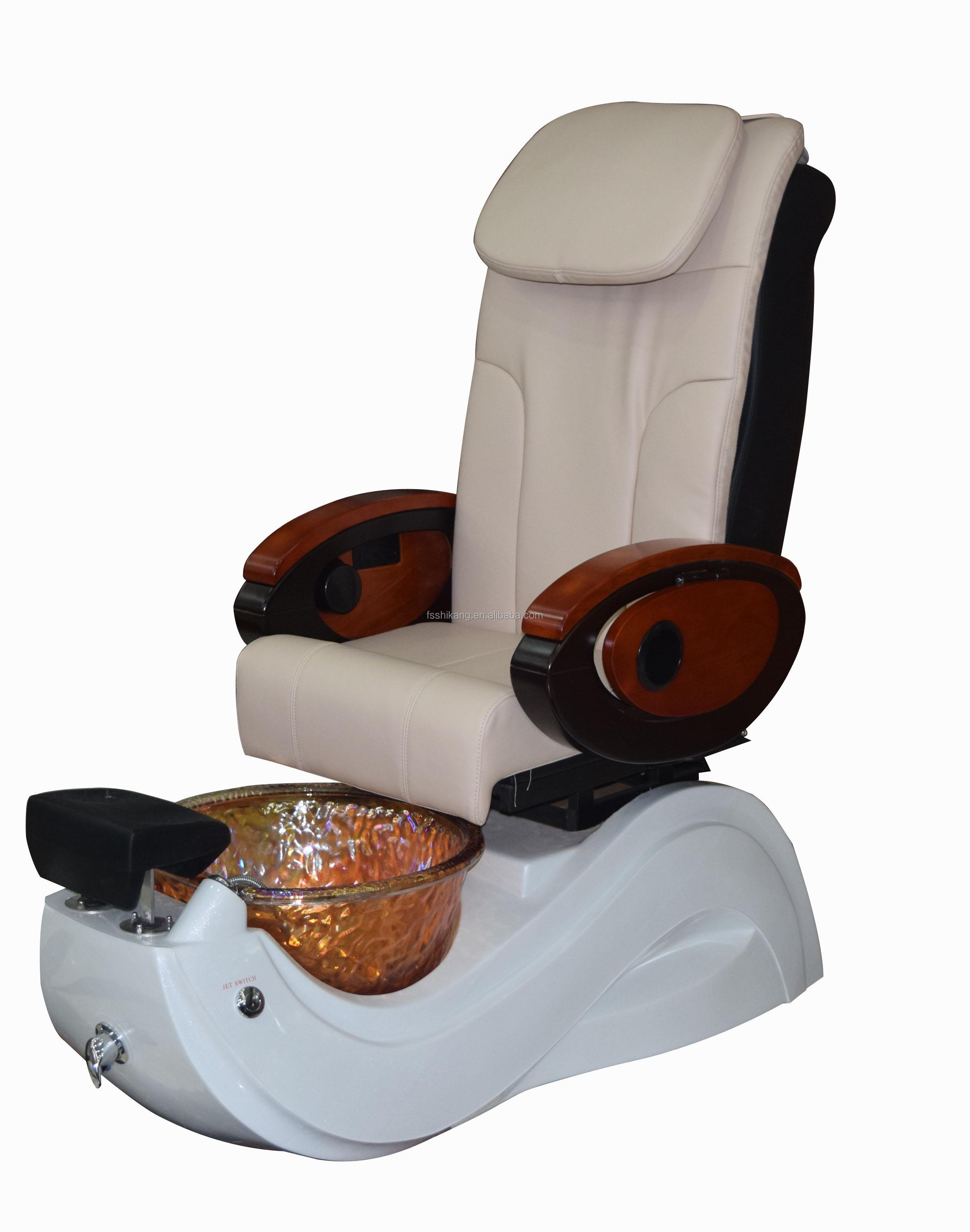2017 Color Optional Pedicure Spa Massage Chair luxury Pedicure
