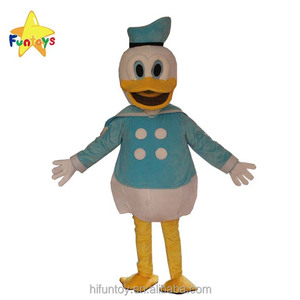 Funtoys CE kids Donald Duck Mascot Costume commercial