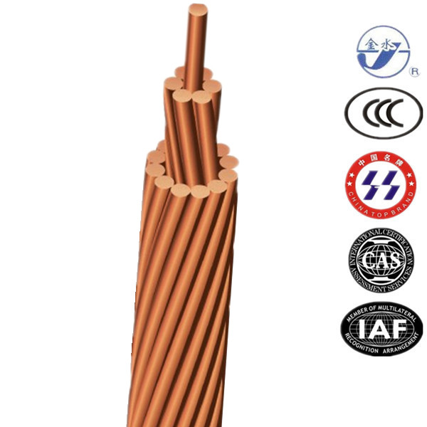 Hdbc Copper Bare Wire Ground Cable - Buy Bare Wire Ground Cable,Bare ...
