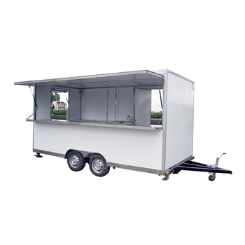 Electric Fast Food Mobile Kitchen Food Trailer/mobile Food Vending Truck  For Sale/electric Used Food Carts For Sale - Buy Mobile Food Truck For ...