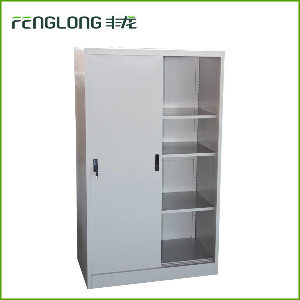 Modern Filing Cabinet Modern Metal Sliding Door Cupboard Sliding Metal Filing Cabinet