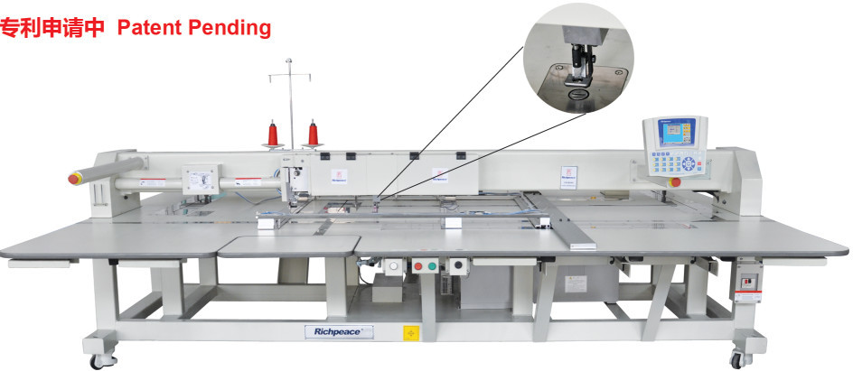 Automatic Industrial Garment Pattern Making T-shirt Toy Sewing ... : automatic quilting machine - Adamdwight.com