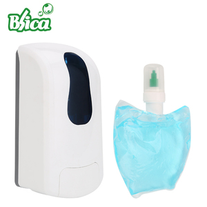 Hot selling wall mounted hand hand sanitizer container dispensers