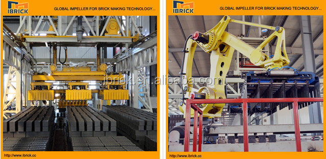Ibrick China Professional Brick Machine Supplier Auto Brick ...