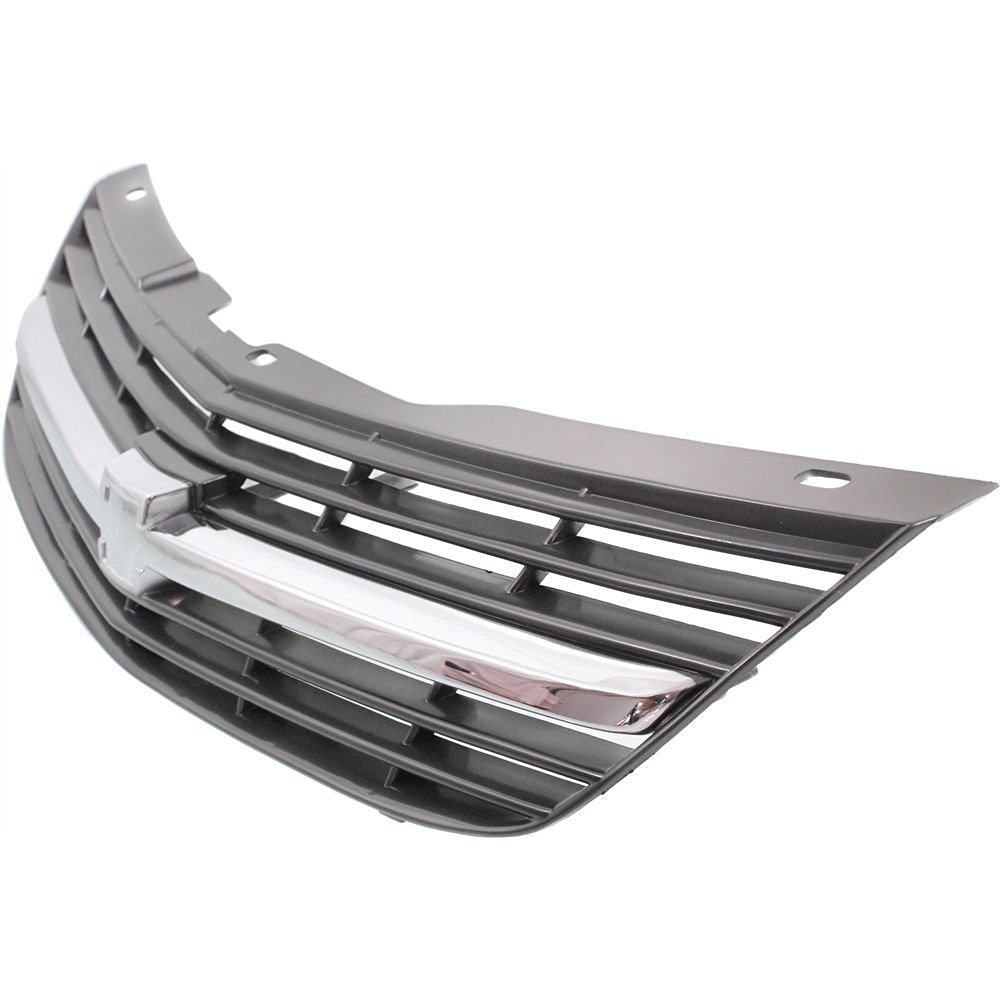 Diften 102-A0957-X01 - New Grille Assembly Grill Black Chevrolet Impala 2005 2004 2003 2002 10289769