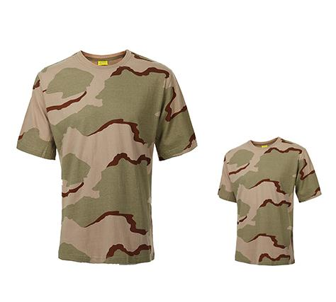 Men Summer Short Sleeve Cotton Military Tactical T Shirt Outdoor Camping Sports T-shirts Digital Desert Camo Elegant And Graceful Orologi E Gioielli
