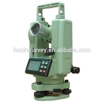 FOIF DT202C Optical Theodolite with Large LCD Display