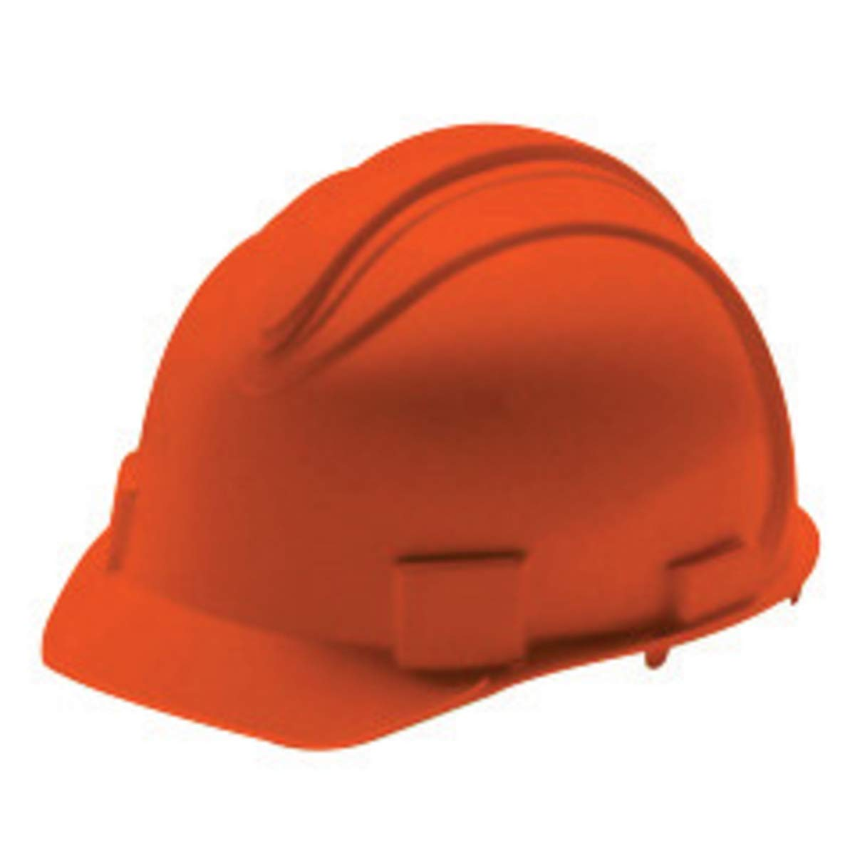 9b03694176d Get Quotations · Kimberly-Clark Professional Orange Jackson Safety Charger HDPE  Cap Style Slotted Hard Hat With 4